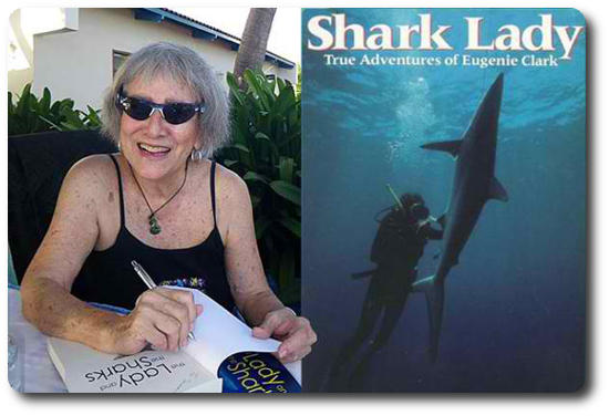 The Shark Lady Eugenie Clark