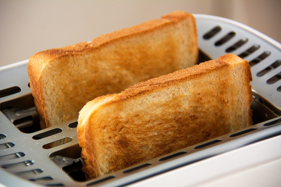 Toasters More Dangerous Than Sharks